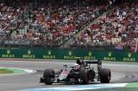 F1 | バトン「予選・決勝には出場できる。カーボン片が目に入り激痛」:マクラーレン・ホンダ ドイツ金曜