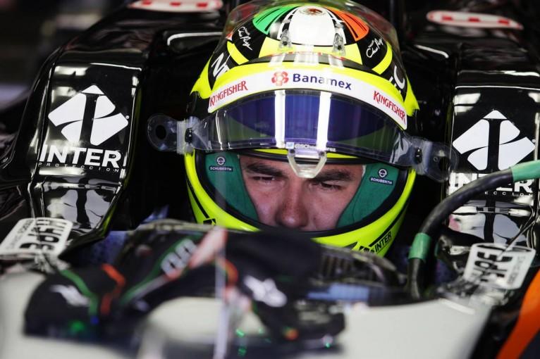 F1   ルノーが来季ドライバーにペレスを指名、Fインディアやウイリアムズと争奪戦へ