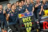 F1 | リカルド「メルセデスとのギャップは、かなり小さい」:レッドブル ドイツ金曜