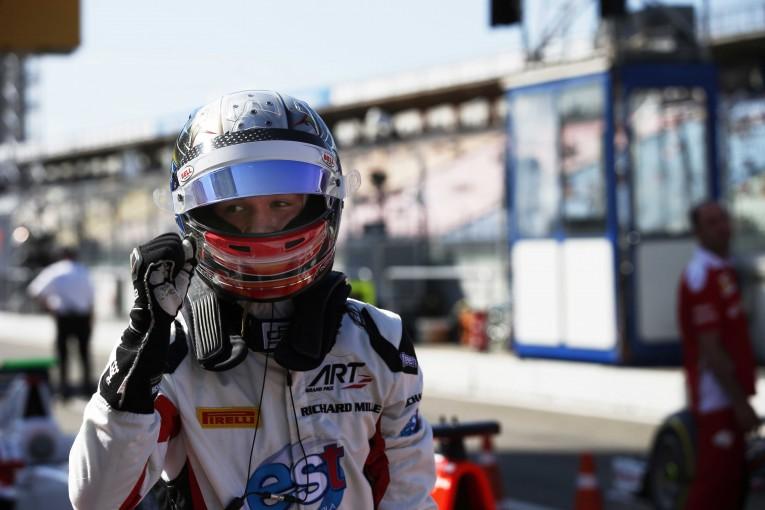 海外レース他   【順位結果】GP3第5戦ドイツ予選