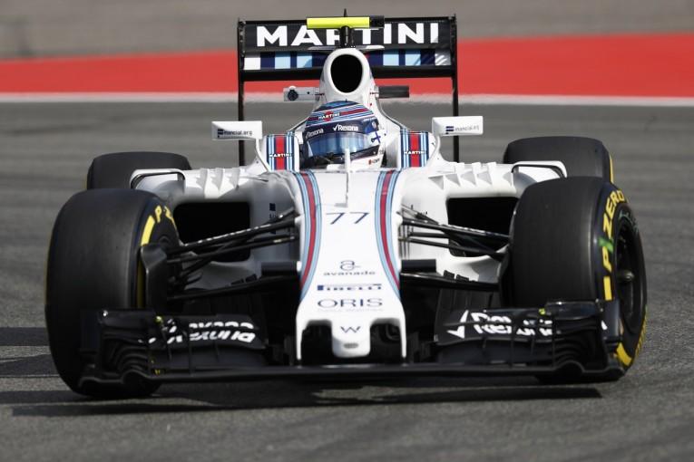 F1   ウイリアムズ「ウイングの比較テストも、1ラップの速さを見つけられず」: ドイツ金曜
