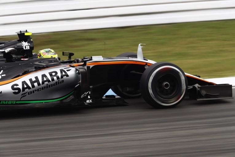 F1 | ペレス「ミディアムがとてもよかったのは、うれしい驚き」:Fインディア ドイツ金曜