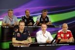F1 | 会見ピックアップ:無線解禁を歓迎。「放送禁止ボタン」がなくても大丈夫?