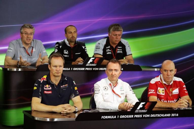 F1   会見ピックアップ:無線解禁を歓迎。「放送禁止ボタン」がなくても大丈夫?