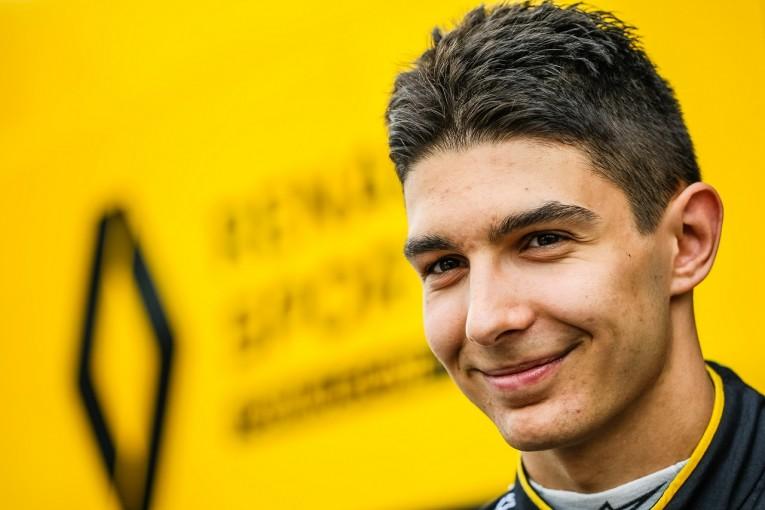 F1 | オコン「マグヌッセンと同等のタイムを出せて大満足」:ルノー ドイツ金曜