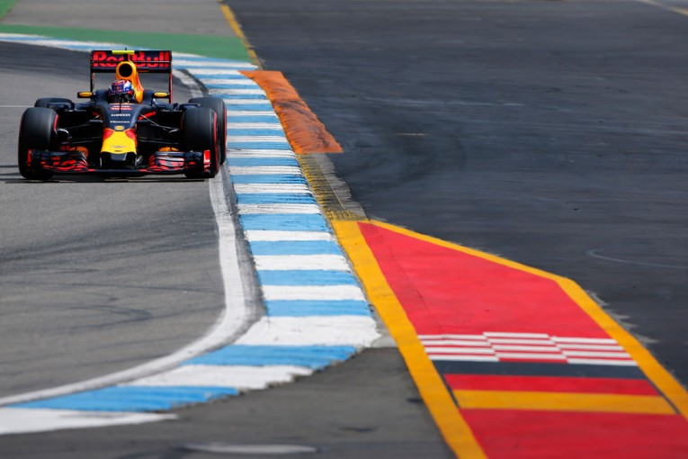 F1 | 【タイム結果】F1第12戦ドイツGP フリー走行3回目
