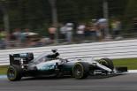 F1 | 予選Q1速報:ハミルトン、僚友を逆転。メルセデス2台はソフトタイヤで1-2