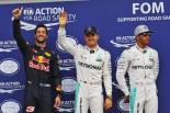 F1 | ハミルトン「余裕でPPのはずだった。逃した自分に腹が立つ」:メルセデス ドイツ土曜