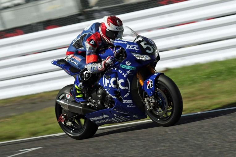 MotoGP   フォトギャラリー:鈴鹿8耐TOP 10 TRIAL