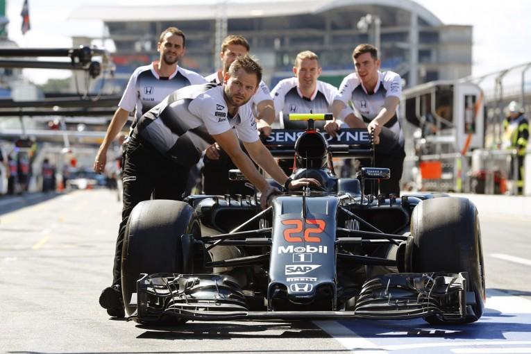 F1   マクラーレン「問題を解決できずQ2で完全敗退。明日は何としてもダブル入賞を」/ドイツ土曜