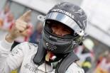 F1 | ロズベルグ「トラブルとプレッシャーをはねのけて勝ち取ったPP」:メルセデス ドイツ土曜