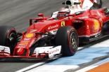 F1 | ライコネン「ハンドリングはいい。単純に速さがない」:フェラーリ ドイツ土曜
