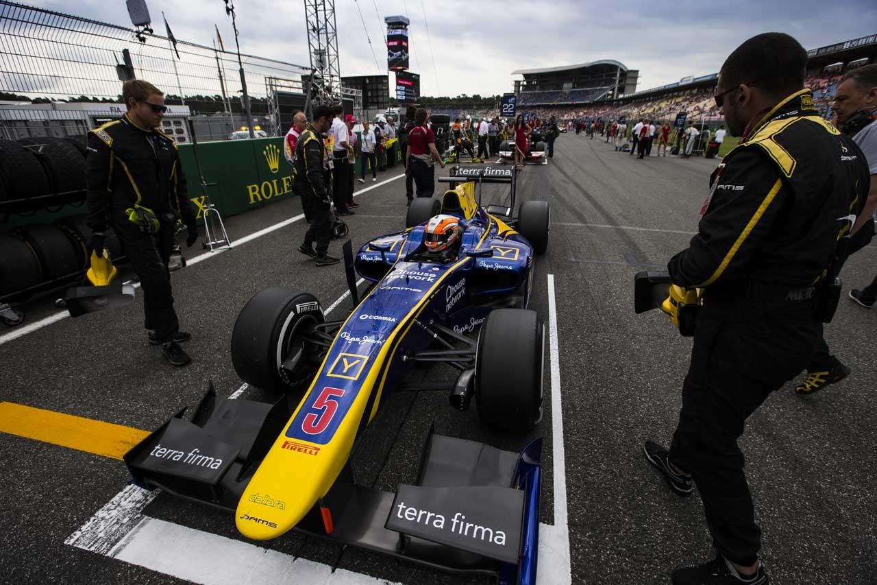 GP2第7戦ドイツ決勝レース2