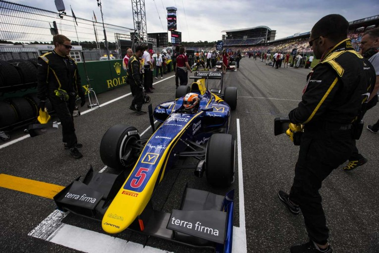 海外レース他 | 【順位結果】GP2第7戦ドイツ決勝レース2