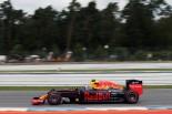 F1 | フェルスタッペン「フェラーリに勝つという目標を果たせた」:レッドブル ドイツ土曜