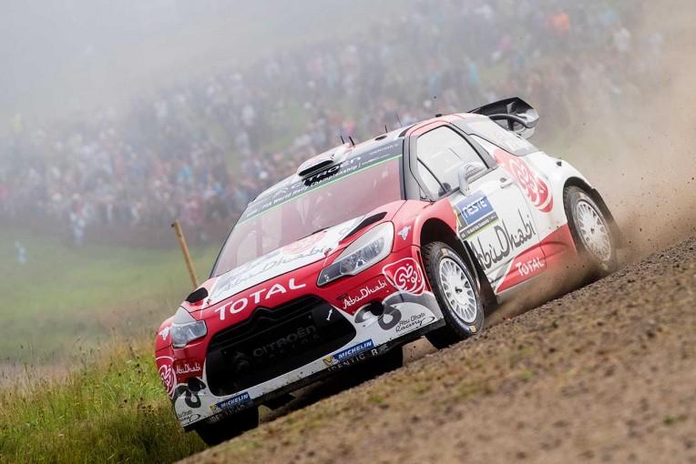 ラリー/WRC   WRCフィンランド:今季2勝目へ向け、ミークが大量リード確保