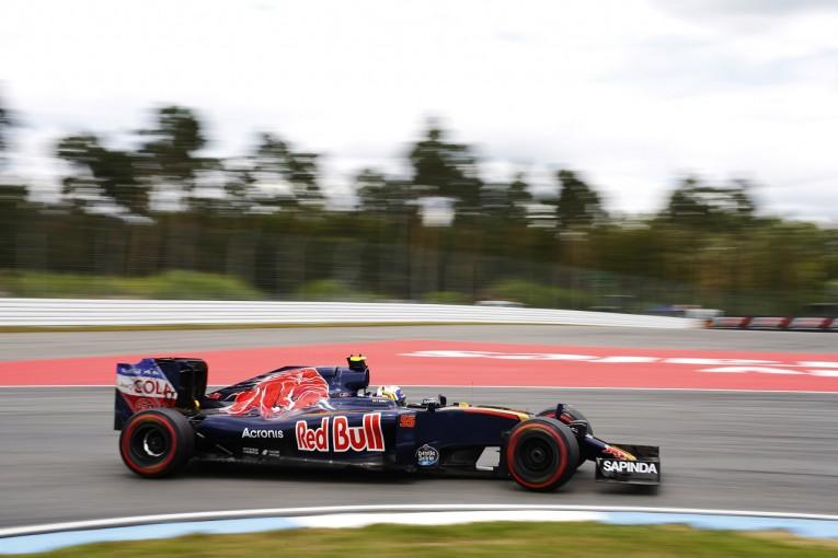 F1 | サインツJr.「マッサに謝った。邪魔するつもりはなかったんだ」:トロロッソ ドイツ土曜