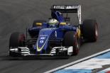F1 | エリクソン「新ウイングの感触はよかったのに、最後尾だなんて」:ザウバー ドイツ土曜