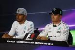 F1 | F1ドイツGP予選トップ10ドライバーコメント
