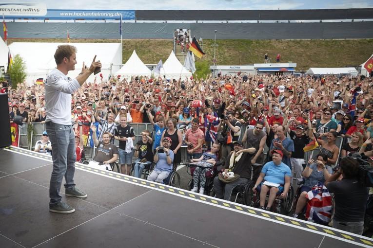 F1 | F1ドイツGP正式グリッド、ヒュルケンベルグ含む3名がグリッド降格