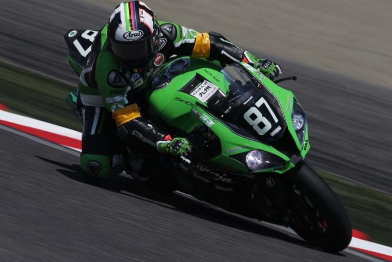 MotoGP | 鈴鹿8耐:決勝6時間経過 Team GREENとヨシムラ スズキが熾烈な2位争いを展開