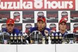 MotoGP | 鈴鹿8耐 決勝TOP3チーム会見:中須賀「ファンの応援で力を出しきれました」