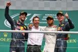 F1 | ハミルトンがスタートで逆転、4連勝の快進撃。ロズベルグは痛恨のペナルティ