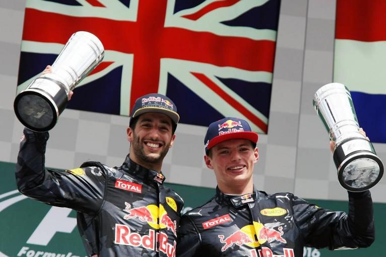 F1 | F1ドイツGP決勝トップ10ドライバーコメント