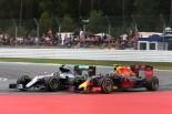 F1 | ロズベルグ「ペナルティに驚いた。すごいオーバーテイクだったのに」:メルセデス ドイツ日曜