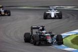 F1 | マクラーレン「報われない部分もあったが、優れたレースペースは励みになる」/ドイツ日曜