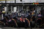F1 | サインツJr.「ペナルティが響き、怒涛の追い上げも再現できず」:トロロッソ ドイツ日曜