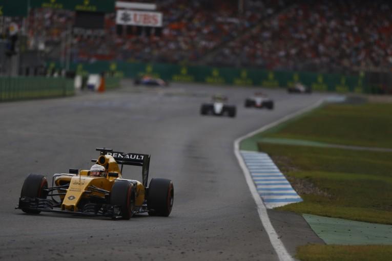 F1 | マグヌッセン「分析が大外れ。2回ストップは遅すぎた」:ルノー ドイツ日曜