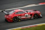 2位となったトリスタン・ボーティエ/フェリックス・ロゼンクビスト/ランガー・バン・デル・ザンデ組88号車AMG-チーム・アッカASPのメルセデス