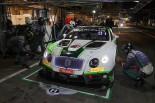 99号車BMWと首位を争った8号車ベントレー・コンチネンタルGT3