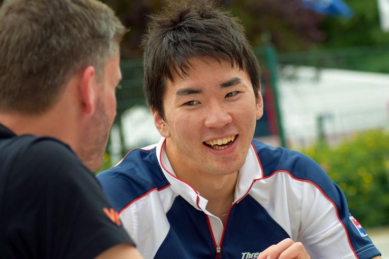 海外レース他   笹原右京、欧F3デビューは苦戦も「今までの経験が間違っていなかった」