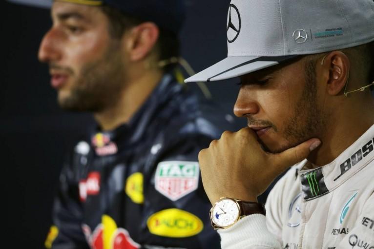 F1 | 首位ハミルトン、今後のペナルティを考えると「まだリードしている気がしない」