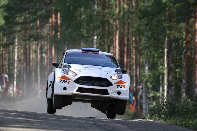 ラリー/WRC | 勝田&新井の若武者WRC初挑戦は完走&リタイア「精神的には厳しかった」