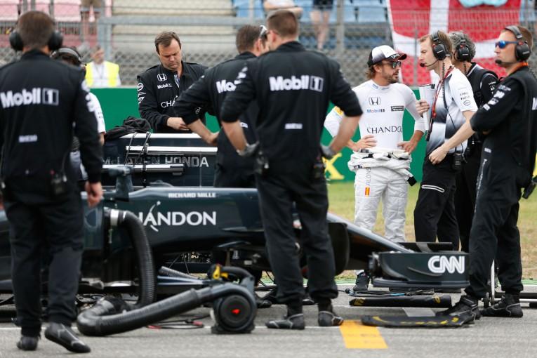 F1 | GP topic:ホンダの次回アップデートに、マクラーレンから猛プレッシャー