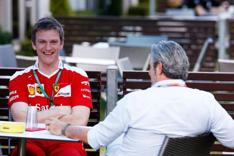 """F1   スパイからの手紙/アリソン、""""お目付け役""""としてマクラーレンに加入か"""