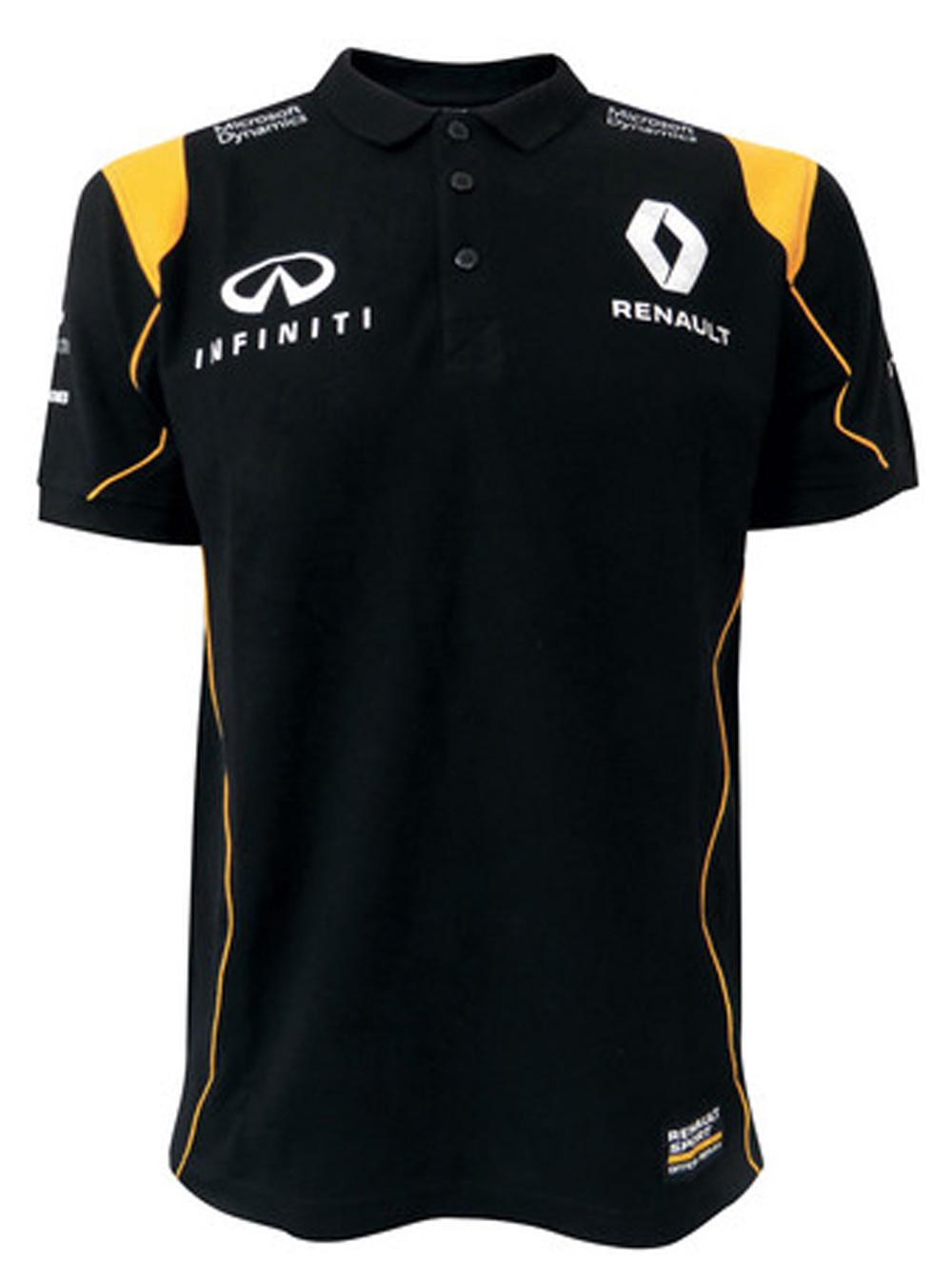 クラブウィナーズでルノーF1チームのウェアが販売開始