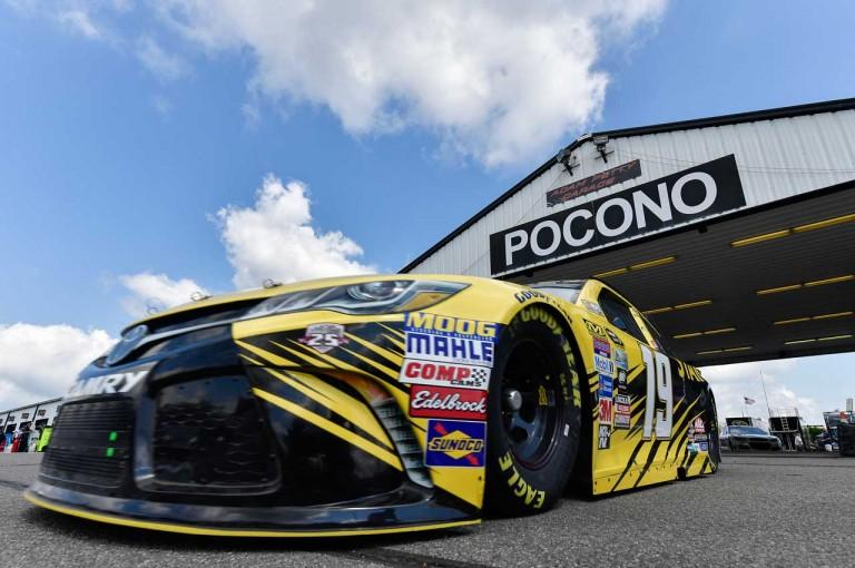 海外レース他 | TOYOTA GAZOO Racing NASCAR ポコノ レースレポート
