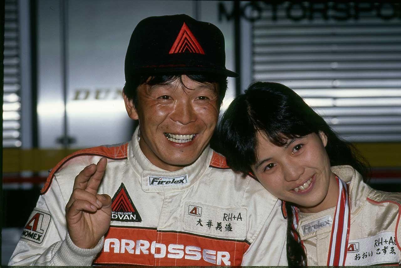 訃報:全日本ダートラで6度のチャンピオン、大井義浩氏亡くなる