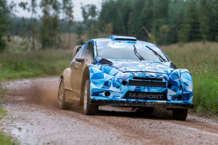 ラリー/WRC | WRC参戦のMスポーツ、暫定仕様の17年型WRカーテスト開始