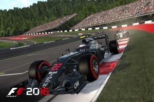 ユービーアイソフトが9月8日に発売を予定している『F1 2016』の最新画像が公開された