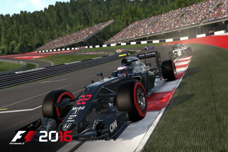 F1 | 実写と見間違うクオリティ。『F1 2016』の最新画像一挙に公開