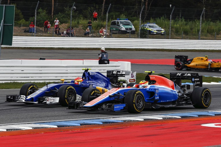 F1 | 実は熾烈な10位争い。ザウバーが次戦スパで新エアロを導入