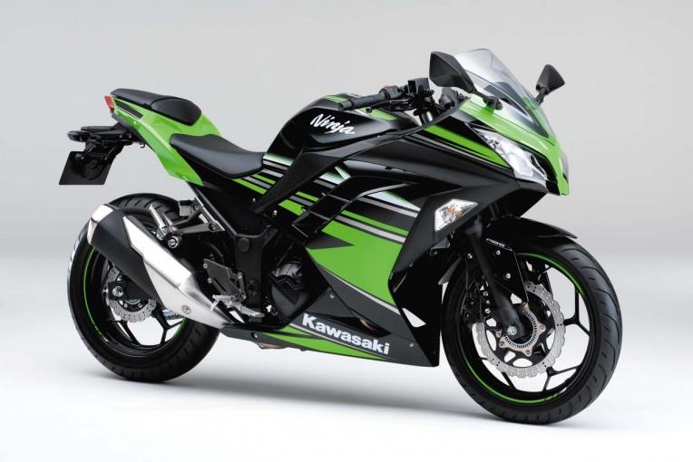 MotoGP | カワサキ、SBKマシンカラーを施した『Ninja 250』を発売