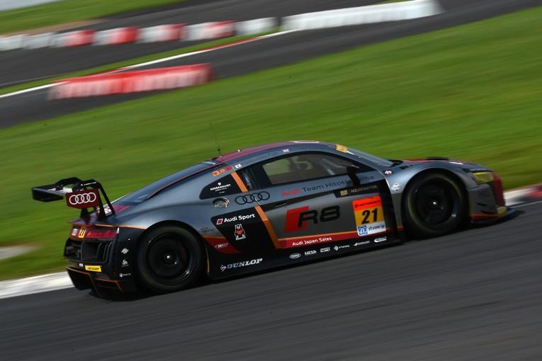スーパーGT   Audi Team Hitotsuyama スーパーGT第5戦富士 レースレポート