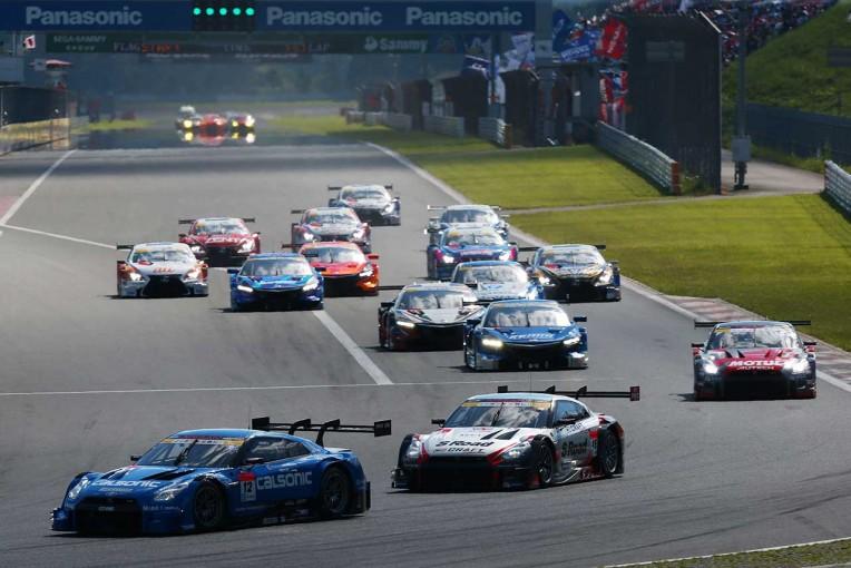 スーパーGT   ブリヂストン スーパーGT第5戦富士レースレポート