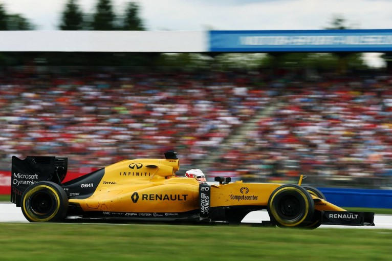 F1   ルノー、F1への投資を増額。当初「2020年にタイトル争い」の計画を前倒し